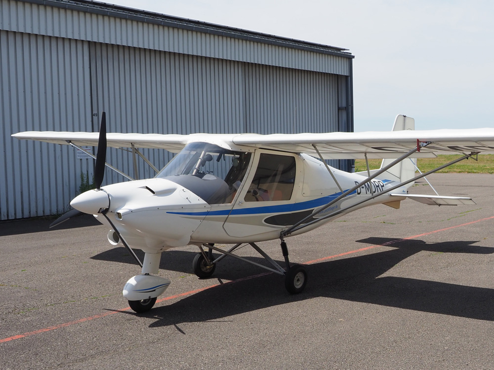 C 42 Ultraleicht-Flugverein Saar-Pfalz