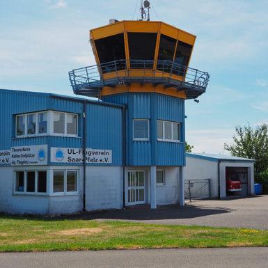 Flugplatz Pirmasens EDRP